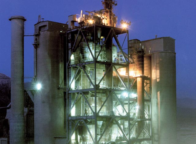Abyek Cement Factory- Line 2